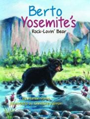 Berto Yosemite's Rock-Lovin' Bear