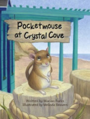 Pocketmouse at Crystal Cove