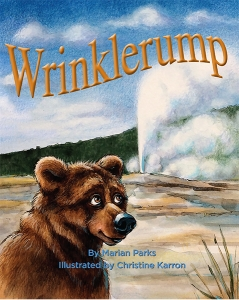 Wrinklerump Yellowstone's Grizzly Bear